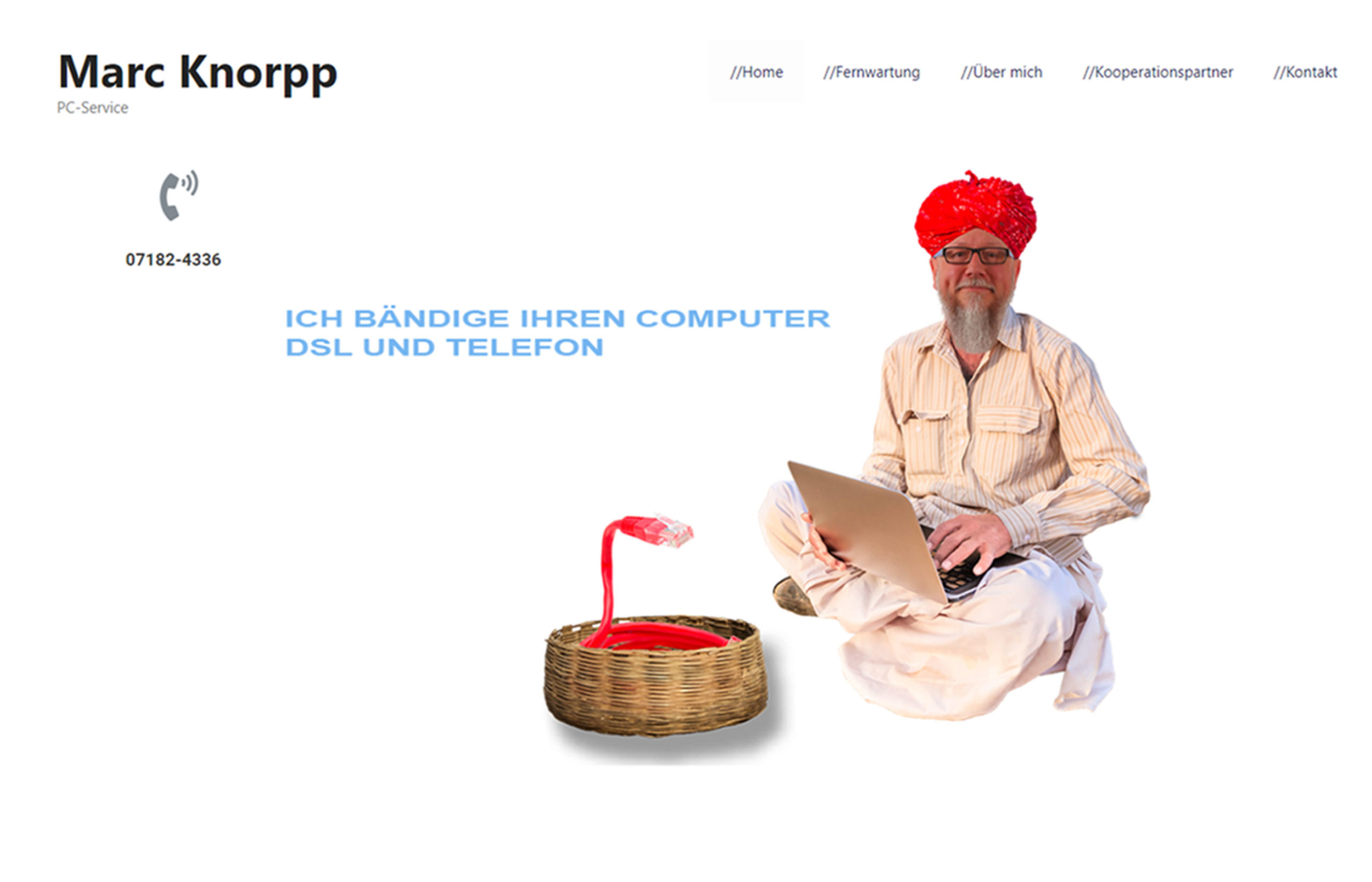 Marc Knorpp PC-Service